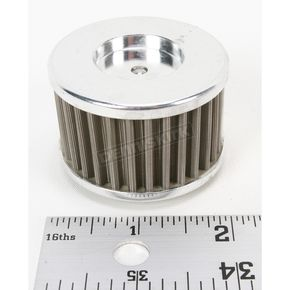 DT 1 Racing Stainless Steel Oil Filter - DT1-DT-09-21S