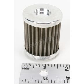 DT 1 Racing Stainless Steel Oil Filter - DT1-DT-09-53S