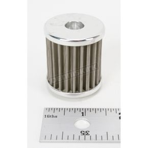 DT 1 Racing Stainless Steel Oil Filter - DT1-DT-09-70S
