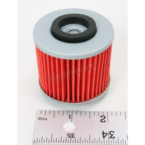DT 1 Racing Oil Filter - DT1-DT-10-82