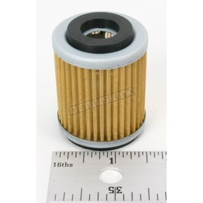 DT 1 Racing Oil Filter - DT1-DT-10-83