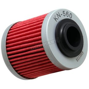 K & N Performance Oil Filter - KN-560