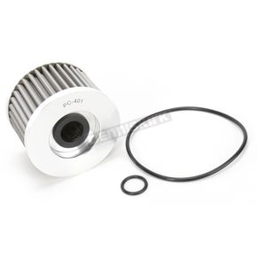 Stainless Steel Reusable Oil Filter - PC401