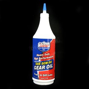 SAE 80W-90 Heavy Duty Gear Oil - 10043