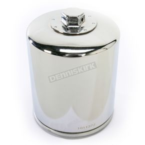Racing Chrome Oil Filter - HF171CRC