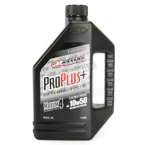 Maxima 1 Liter 10W50 Pro Plus Synthetic Engine Oil - 30-19901