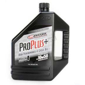 Maxima 1 Gallon 10W50 Pro Plus Synthetic Engine Oil - 30-199128