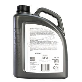 Bel-Ray EXS Synthetic Ester 4T Engine Oil - 99161-B4LW