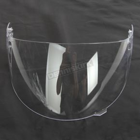 GMax Clear Single Lens Shield for FF49, GM49Y and GM54/S Helmets - 72-3410