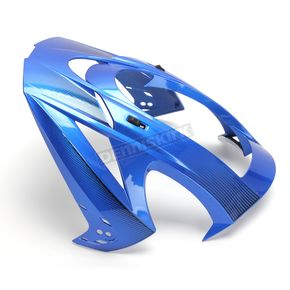 Blue Variant Double Stack Replacement Visor - 0132-1077