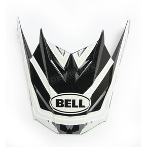 Bell Helmets Black/Gray Visor for SX-1 Whip Helmets - 7081616