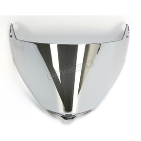 LS2 Chrome Face Shield for Pioneer Hemets - 02-678