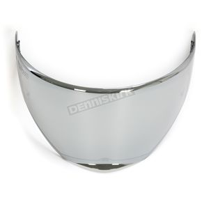 LS2 Chrome Face Shield for Metro Helmets - 02-713