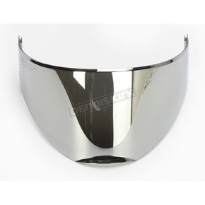 LS2 Chrome Face Shield for Breaker Helmets - 03-003