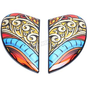 Icon Sideplates for Airframe Pro Barong Helmet - 0133-1003