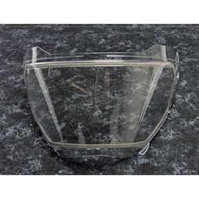 FXR Racing Clear Dual Shield for FX-1 Team Helmet - 171734-0000-00