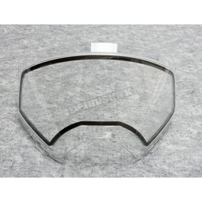 FXR Racing Clear Dual Shield for Torque X Helmet - 171746-0000-00