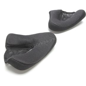 Cheek Pad Set for HJC CL-MAX 2 Helmets - 17mm - 972-046