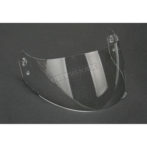 AFX Anti-Scratch Clear Shield for AFX Helmets - 0130-0106