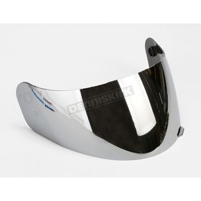 AFX Anti-Scratch Silver Mirror Shield for AFX Helmets - 01300110