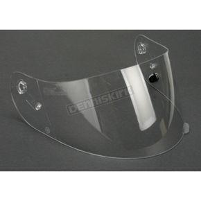HJC HJ-09 Single Lens No Fog Clear Shield for HJC and Joe Rocket Helmets - 19-001