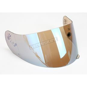 HJC HJ-09 RST Blue Mirrored Shield for HJC and Joe Rocket Helmets - 19-007