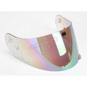 HJC HJ-09 RST Rainbow Mirrored Shield for HJC and Joe Rocket Helmets - 19-010