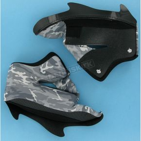 Icon Urban Camo Cheek Pads for Icon Helmets - 20mm - 0134-0669