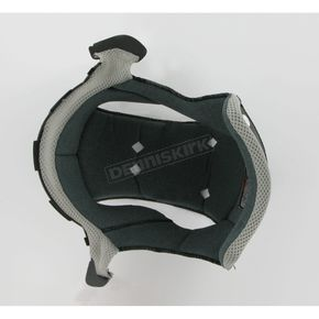 AFX Black Helmet Liner for AFX FX-17 Youth Helmets - 0134-0815