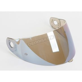 Nolan Anti-Scratch Blue Mirror Shield for Nolan Helmets - SPAVIS5270052