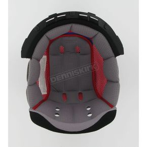 HJC Black/Gray Helmet Liner for HJC Helmets - 560-003