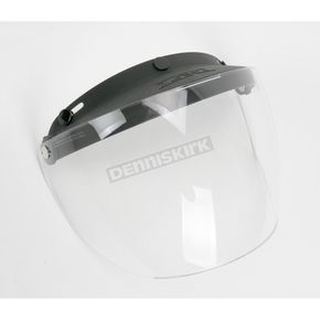 Z1R Universal Three-Snap Clear Shield/Visor - 01310062