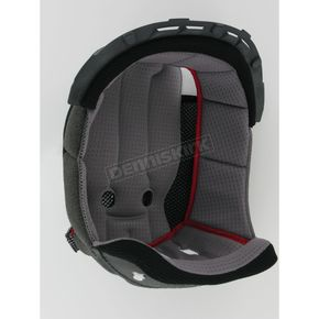 HJC Black Helmet Liner for IS-33 Helmets - 0933-3005-04