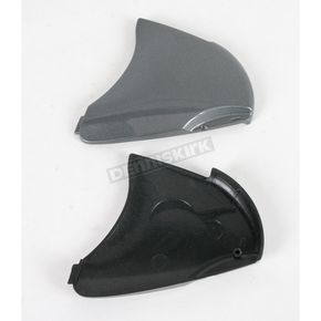 Suomy Anthracite Pivot Covers for Suomy Helmets - KAD20GW1