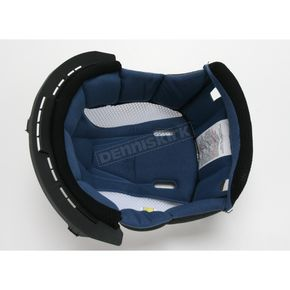 HJC Dark Blue Helmet Liner for CL-16 Helmets - 60-2002E