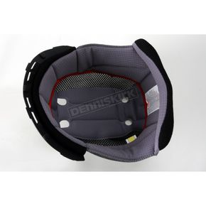 HJC Gray Helmet Liners for IS-Max Helmets - 0941-3005-04