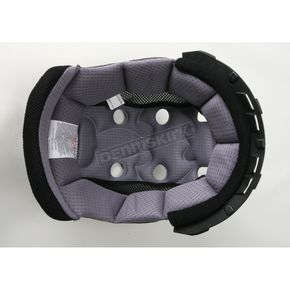 Joe Rocket Black/Gray Helmet Liner - 108-014