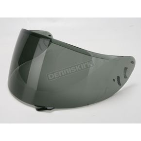 Shoei Helmets Dark Smoke CW-1 Shield for Shoei Helmets - 0213-9105-00
