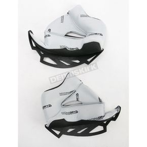 Icon Cheekpads for Variant Helmets - 35mm - 0134-1165