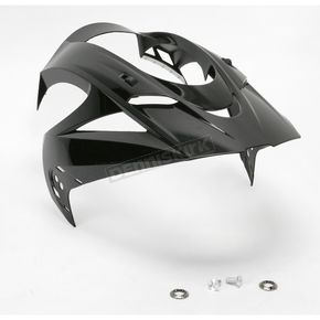 Icon Black Visor for Icon Variant Helmets - 0132-0526