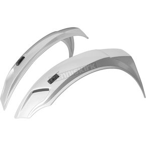 Icon Silver Super Vent for Alliance Helmets - 0133-0564