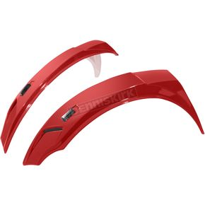 Icon Red Super Vent for Alliance Helmets - 0133-0565