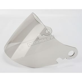 AFX Light Smoke Anti-Scratch Outer Shield for AFX FX-50 Helmet - 0130-0396
