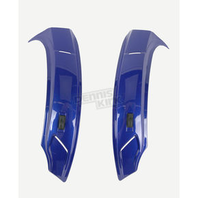 Icon Blue Super Vent for Icon Alliance Helmets - 0133-0588
