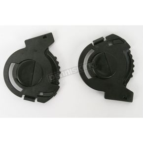 Nolan Black Pivot Kit for Nolan Helmets - SPAMV0000171