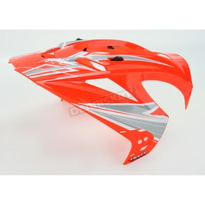 Icon Orange Visor for Variant Hi Viz Helmets - 0132-0596
