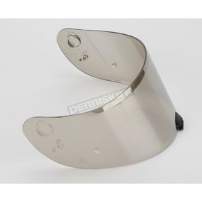 HJC Silver RST Mirrored Shield for HJC RPS-10 Helmets - 0901-9407-00