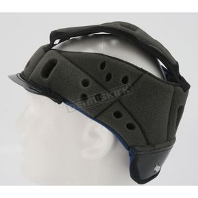 HJC Black Helmet Liner for RPS-10 Helmets - 0901-3005-07
