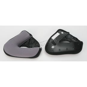 HJC Black Cheek Pad Set for HJC IS-Max BT Helmets - 60-1403D