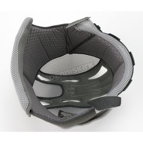 O'Neal Black/Grey 5 Series Helmet Liner - 0521